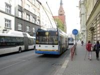 Острава. SOR TNB 18 №3951, Škoda 21Tr №3309, Solaris Trollino 15 №3604