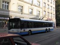 Острава. Solaris Trollino 15 №3601