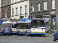 Острава. Solaris Trollino 12 №3701, Škoda 26Tr Solaris №3721