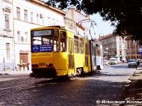 Львов. Tatra KT4 №1164