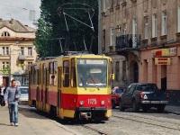 Львов. Tatra KT4 №1125
