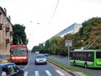 Львов. Богдан Т60111 №111, Škoda 14Tr №531