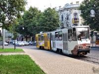 Львов. Tatra KT4 №1162