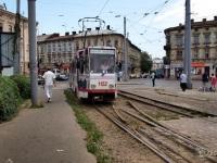 Львов. Tatra KT4 №1152