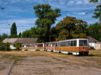 71-605А (КТМ-5А) №1106, 71-605 (КТМ-5) №1069, 71-605 (КТМ-5) №1048