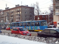 Ижевск. Tatra T6B5 (Tatra T3M) №2025
