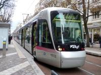Гренобль. Alstom Citadis 402 №6003