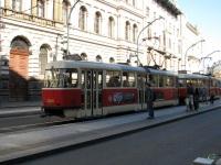 Прага. Tatra T3 №8548, Tatra T3 №8549