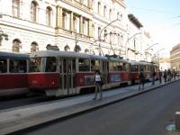 Прага. Tatra T3 №8243, Tatra T3 №8242