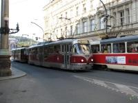 Прага. Tatra T3R.PLF №8258, Tatra T3 №8579