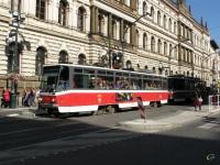 Прага. Tatra T6A5 №8712