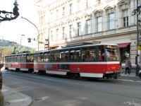 Прага. Tatra T6A5 №8712, Tatra T6A5 №8720