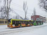 Донецк. ЛАЗ-Е183 №2319, ЛАЗ-Е183 №2346