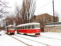 Донецк. Tatra T3 №3907, Tatra T3 №3905