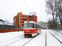 Донецк. Tatra T3 №3752