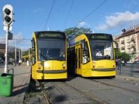 Будапешт. Siemens Combino Supra NF12B №2019, Siemens Combino Supra NF12B №2033