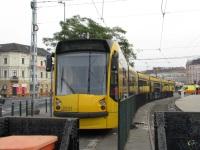 Будапешт. Siemens Combino Supra NF12B №2031