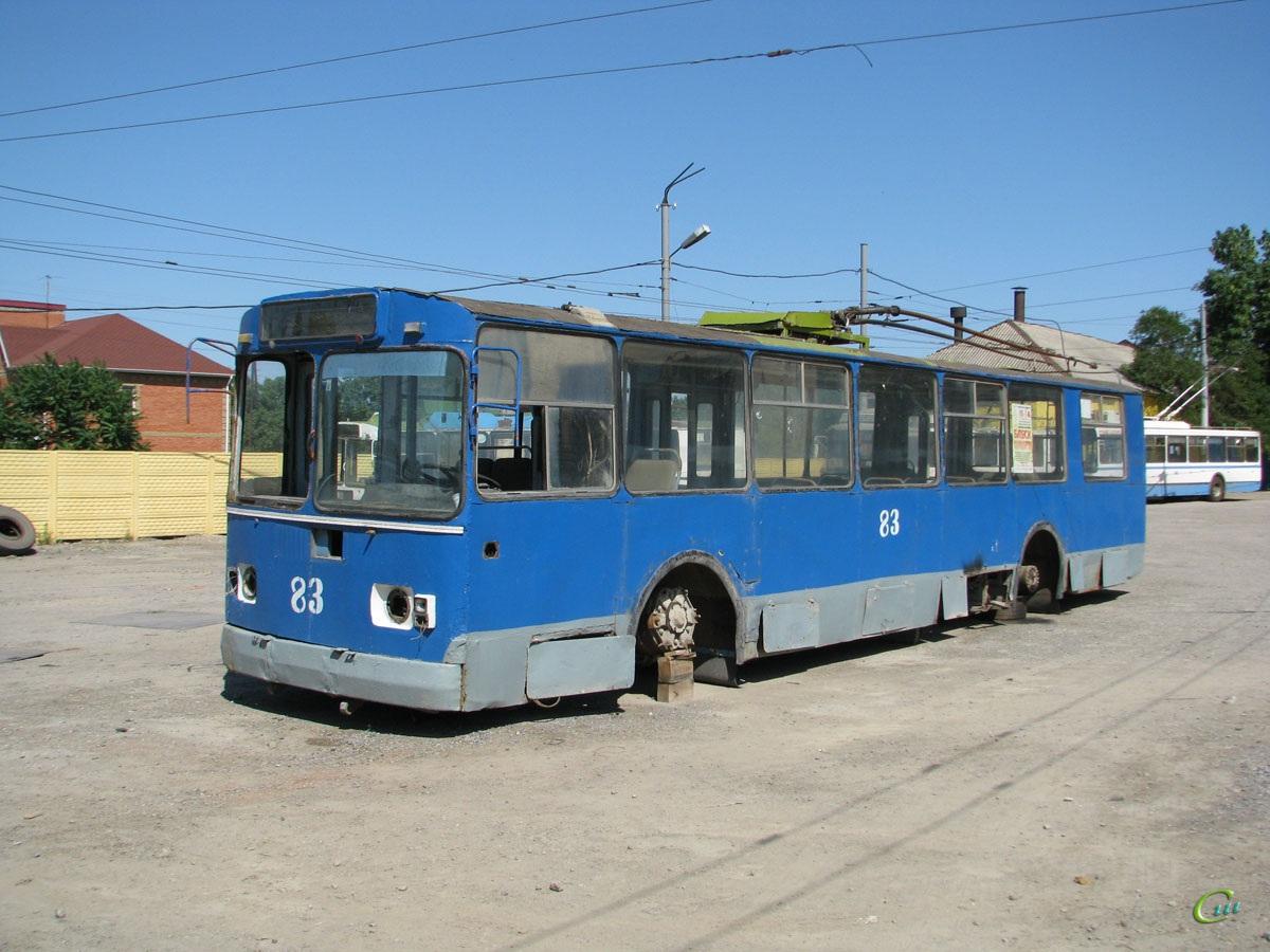 Таганрог. ЗиУ-682Г00 №83
