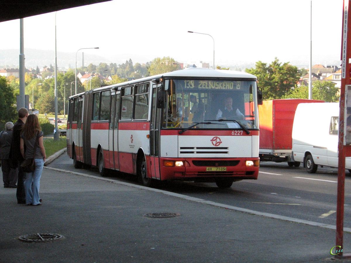 Прага. Karosa B941 AV 71-05