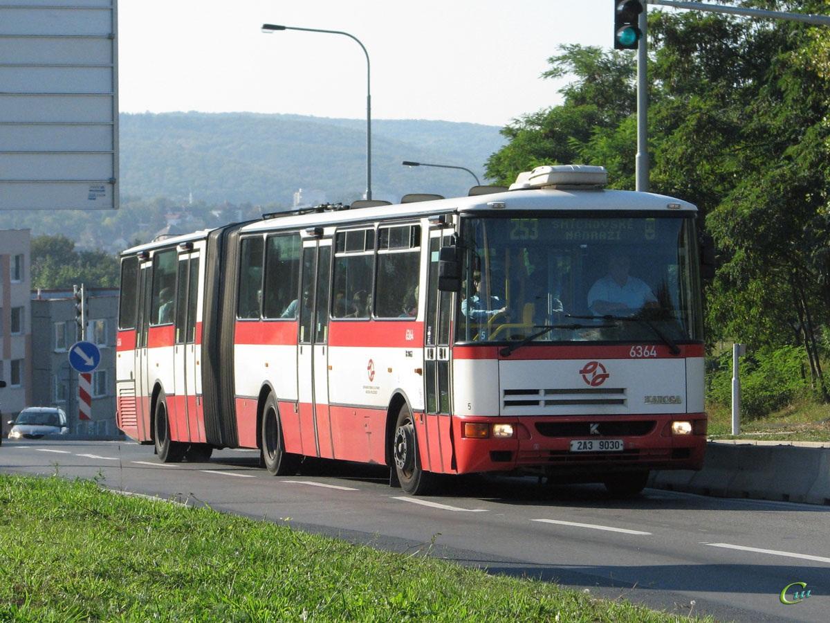 Прага. Karosa B961 2A3 9030