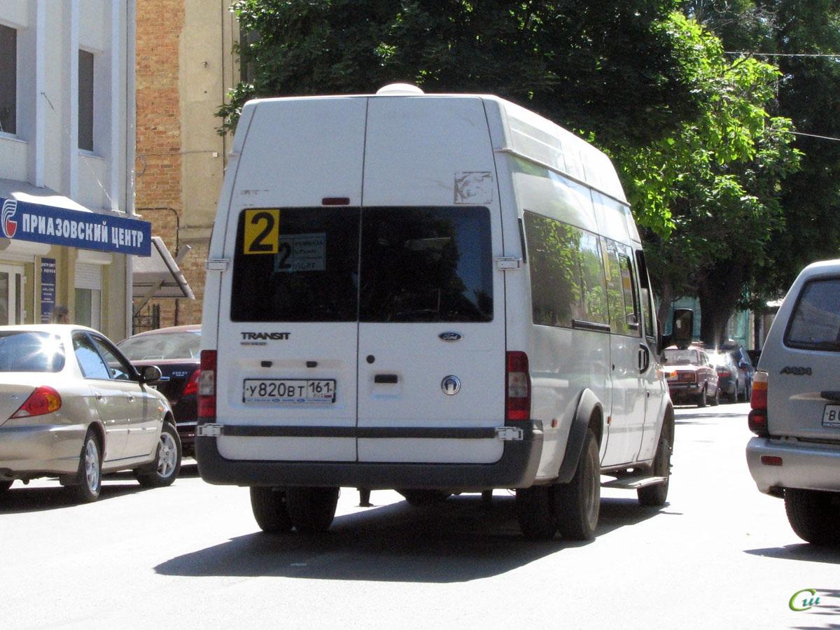 Таганрог. Нижегородец-2227 (Ford Transit) у820вт