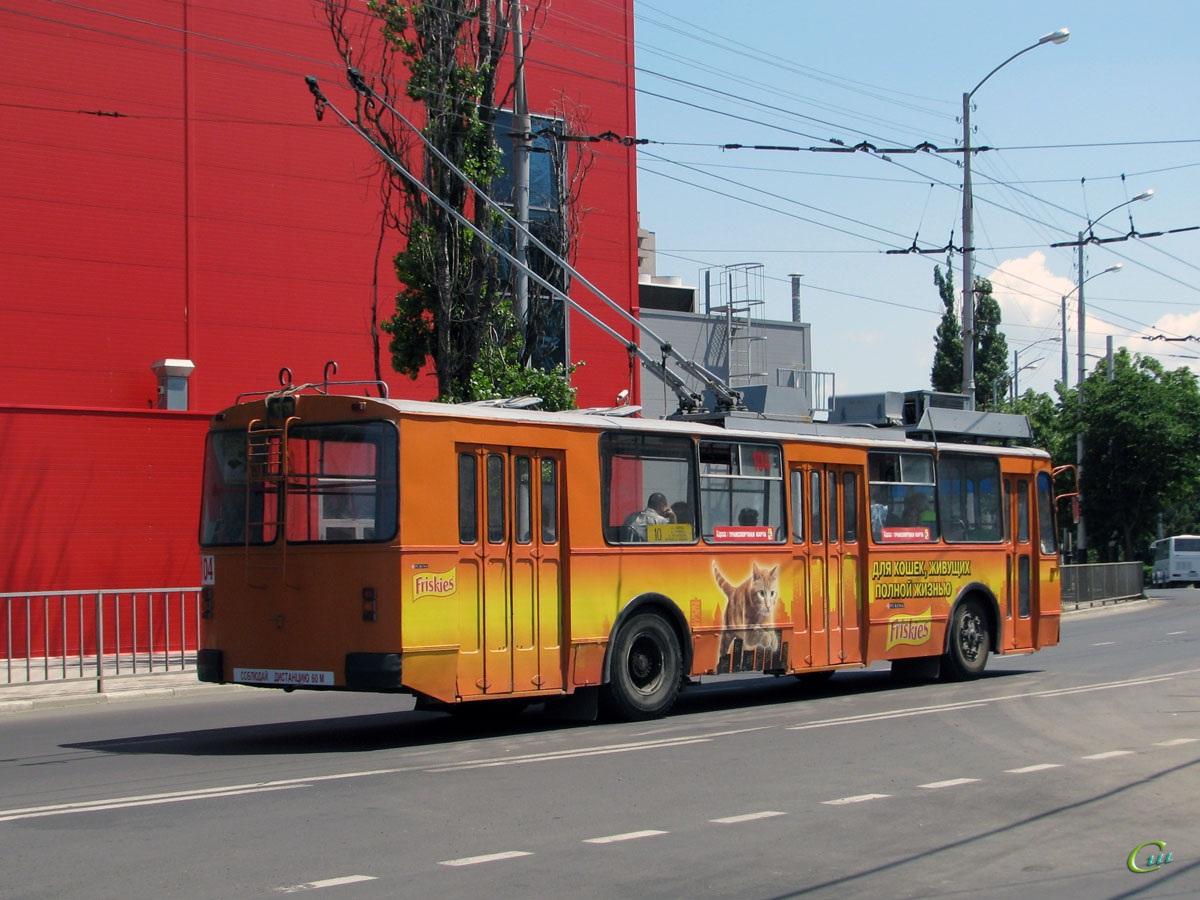Краснодар. ЗиУ-682Г00 №104