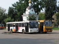 Псков. Ikarus 280 ав284, Mercedes O345 ав092