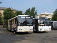 Псков. Mercedes-Benz O345G ав620, Mercedes-Benz O345 ав110
