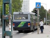 Будапешт. Ikarus 415 BPI-380