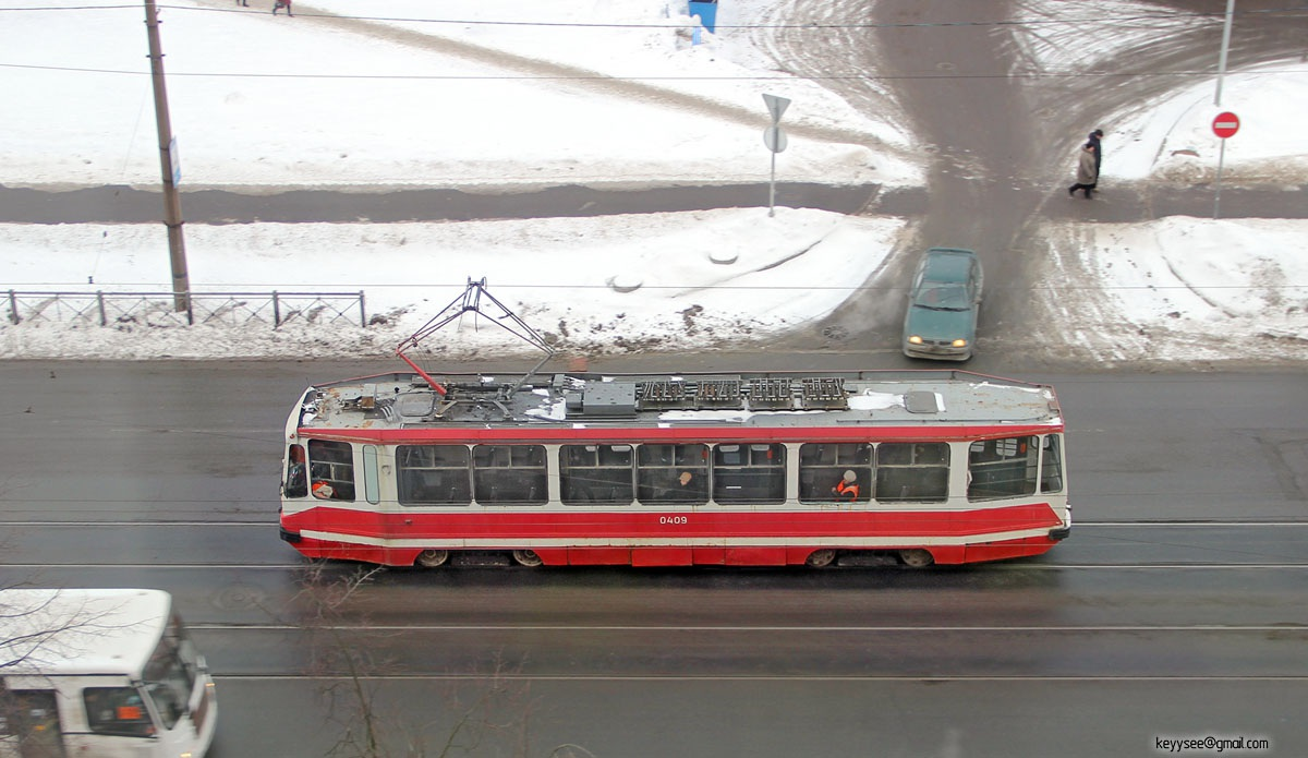 Санкт-Петербург. 71-134К (ЛМ-99К) №0409