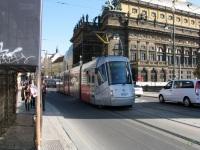 Прага. Škoda 14T №9127