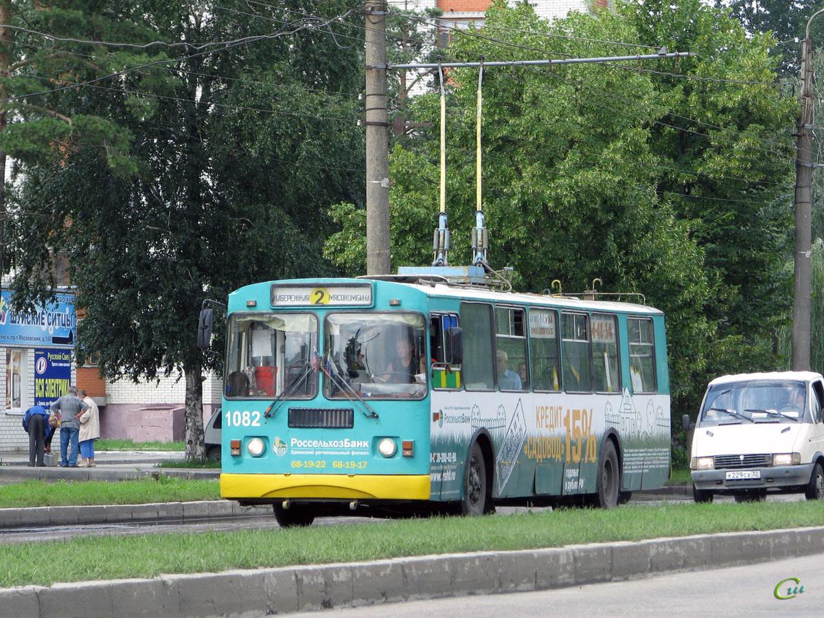 Брянск. ЗиУ-682Г-016 (ЗиУ-682Г0М) №1082