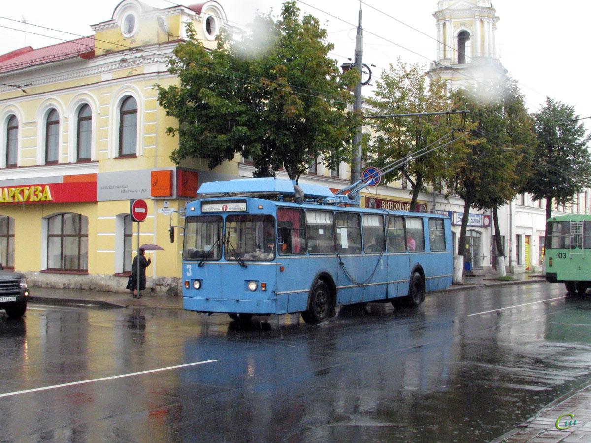 Рыбинск. ЗиУ-682 КР Иваново №3