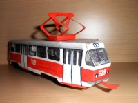 Донецк. Tatra T3 №3929