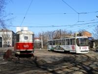 Донецк. Tatra T3SU №3963, К1 №3010
