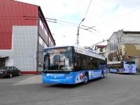 Донецк. ЛАЗ-Е183 №2327, ЛАЗ-Е183 №2331