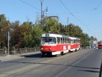 Прага. Tatra T3SUCS №7217, Tatra T3 №7253