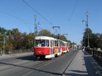 Прага. Tatra T3 №7115