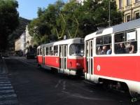 Прага. Tatra T3SUCS №7289, Tatra T3SUCS №7245