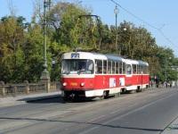 Прага. Tatra T3SUCS №7086