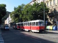 Прага. Tatra T3 №7085
