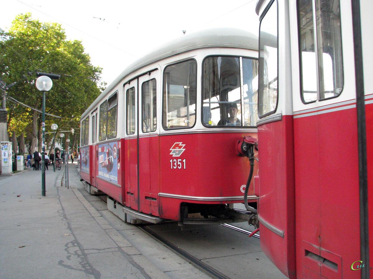 Вена. SGP E1 №4797, Rotax c4 №1351