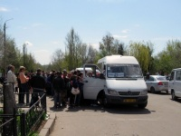 Николаев. Mercedes Sprinter BE5587AA