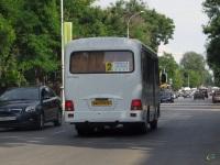 Таганрог. Hyundai County SWB ам711