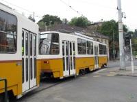 Будапешт. Tatra T5C5 №4314, Tatra T5C5 №4327