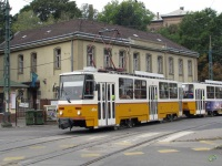 Будапешт. Tatra T5C5 №4097, Tatra T5C5 №4122