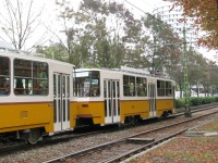 Будапешт. Tatra T5C5 №4007