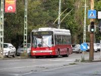 Будапешт. Ikarus 412.81T №709