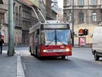 Будапешт. Ikarus 412.81T №706
