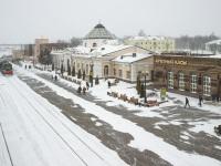 Могилев. Вокзал станции Могилёв-I
